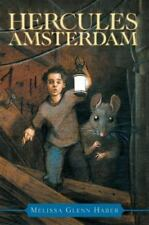 The Heroic Adventure of Hercules Amsterdam Haber, Melissa Glenn Hardcover Book N