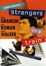 Strangers on a Train [New Dvd] Full Frame, Repackaged, Subtitled, Dubbed, Eco