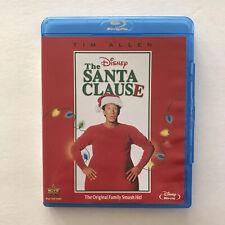 The Santa Clause Blu-ray DVD Movie