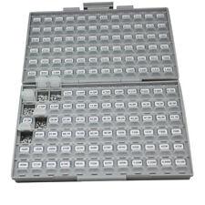 aidetek SMD SMT 0805 1% resistor kit 0 10M ohm 144V 100pc/value 14400pcs BOX-ALL