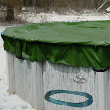 24' Round Polar Plus Above Ground Swimming Pool Winter Cover 12 YR