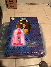 1996 Mattel Disney's Beauty & The Beast Belle Doll Signature Collection NIB