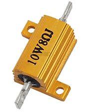 10 pcs Ceramic Housed Power Resistor 10 Watt 6.8K Ohm 5/% TWM10J6K8 Ohmite