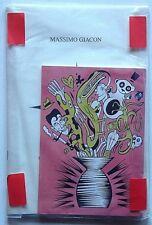 Massimo Giacon 50 comic books Galleria Cattelani 1997 Catalogo ceramiche Bitossi
