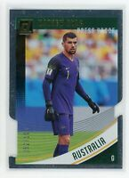 2018-19 Mathew Ryan 52/100 Panini Donruss Die-Cut Press Proof