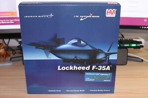 HOBBYMASTER HA4413 1/72 SCALE LOCKHEED F-35A 34th FS 388th FW LAKENHEATH 2017