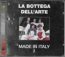 """LA BOTTEGA DELL'ARTE - RARO CD FUORI CATALOGO """" MADE IN ITALY """""""