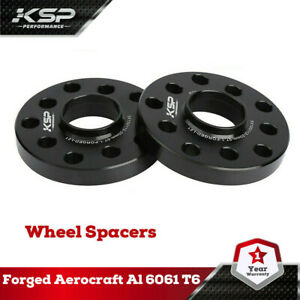 2PC 20mm 5x100 5x112 Hub Centric Wheel Spacers For Audi & Volkswagen 57.1mm CB