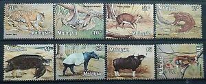 MALAYSIA ANIMALS 1979 SG190 -197 MNH OG FRESH (SET II)