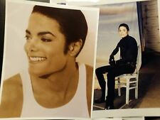 MICHAEL JACKSON PHOTOS BY HERB RITTS (23 photos)