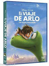 EL VIAJE DE ARLO DVD PIXAR NUEVO ( SIN ABRIR ) THE GOOD DINOSAUR