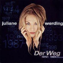 Der Weg 1972-1999 von Werding,Juliane | CD | Zustand gut