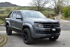 Volkswagen VW Amarok 2.0 BITDI 180 4Motion Pick-Up 2014 Grey By VEA AUTOMOTIVE