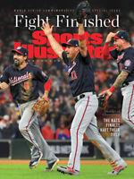 Sports Illustrated 2019 WASHINGTON NATIONALS - WORLD SERIES Commemorative Issue