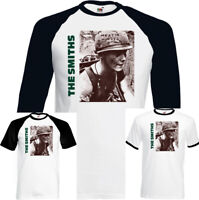 The Smiths Meat is Murder T-Shirt Mens Music Album Unisex Top Tee Adults