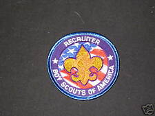 BSA Recruiter Patches lot of 10 mint            c10