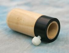Premium Reed Protector for Highland Bagpipe pipes Soft wood Polypenco ferrule