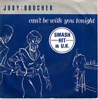 """7"""" 45 TOURS FRANCE JUDY BOUCHER """"Can't Be With You Tonight +1"""" 1986 REGGAE"""