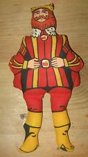 "Vintage 1970's Era Burger King Plush Cloth Doll - 13"" - 1"