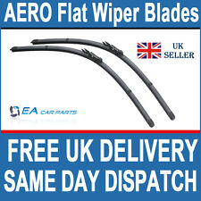 FIAT PUNTO 2005+ EA  AERO Flat Wiper Blades 26-16