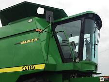 "Universal Combine Farm Tractor Mirror Super Size 9""x16"" great for John Deereunit"