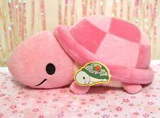 Kawaii Amuse Japan Plush Plushie Pink Turtle Kamearu UFO catcher ROUND 1