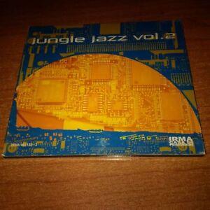 CD VARIOUS JUNGLE JAZZ VOL.2 IRMA 487132-2  ITALY PS 1997