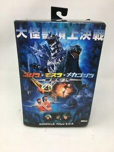 "NECA Godzilla Tokyo SOS 6"" Action Figure"