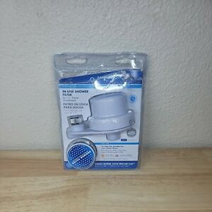 Culligan ISH-100 In-Line Shower Showerhead Filter Better Water Pure and Simple!