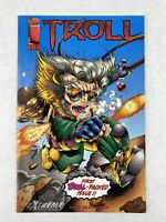 Troll Vol. 1 No. 1 December 1993 Image Comics