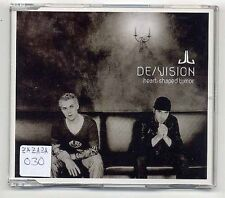 De/Vision Maxi-CD Heart-Shaped Tumor - 7-track CD