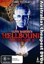 Hellbound Hellraiser II DVD NEW, FREE POSTAGE WITHIN AUSTRALIA REGION ALL