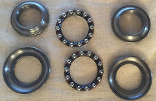 STEERING STEM BEARING AND RACE SET CT70 XL70 C70 SL70 CL70 PASSPORTS (319W)