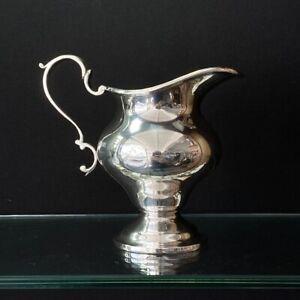 Sterling Silver jug, Georgian form, London 1922
