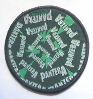 Pantera Band Aufnäher  Patch