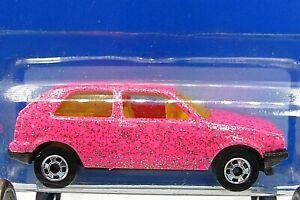 HOT WHEELS VHTF BLUE CARD SERIES VW GOLF #183 RARE INTERNATIONAL CARD