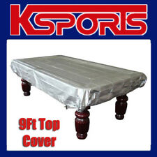 NEW! 9FT POOL BILLIARD SNOOKER TABLE COVER - HEAVY DUTY