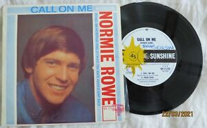 Normie Rowe - Call On Me - 1966 Sunshine EP