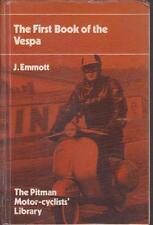 VESPA 125 , 42/L2 & CLUBMAN ( 1951 - 1958 ) OWNERS REPAIR HANDBOOK *HARDBACK*