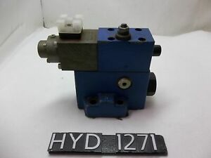 Rexroth Hydraulic Pressure Reducing Valve (HYD1271)