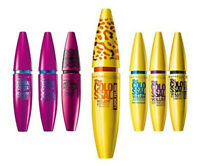 Maybelline The Colossal Volum' Express Mascara 9.5ml & 10.7ml -Choose Your Shade