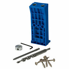 "NEW ! KREG  Tool KJHD  Duty Hole Deck Screw Jig Kit 6"" HD Driver Bit"
