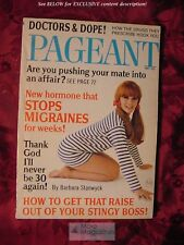 PAGEANT Magazine May 1967 67 Ann-Margret John Wayne Barbara Stanwyck