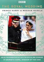The Royal Wedding - Prince Harry & Meghan Markle - New Sealed UK Region 2 DVD