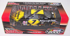 2000 RC 1:24 MICHAEL WALTRIP #7 Nations Rent Chevrolet Monte Carlo