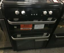 HOTPOINT HUI614K Electric Induction Cooker - Black New Graded RRP-£599