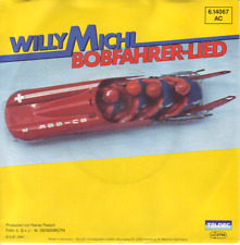 """7"" - WILLY MICHL - Bobfahrer-Lied"