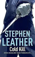 COLD KILL (The 3rd Spider Shepherd Thriller), Leather, Stephen, Very Good Book