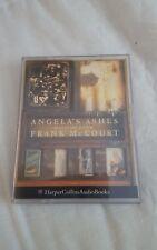 Angelas ashes audio book. Frank McCourt 1997. Read by Author. Audio cassette