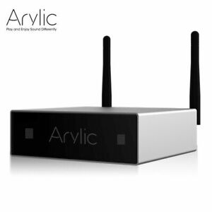 Arylic A50 WiFi Bluetooth Streaming Amplifier Audio Music Airplay Multiroom